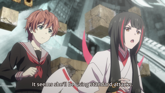 Lostorage incited WIXOSS/HorribleSubs 21.png